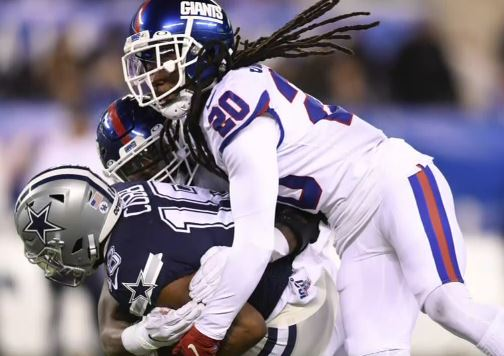 Former Giants Cb Janoris Jenkins Claimed Off Waivers By