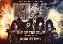 David Lee Roth & KISS