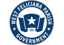 west feliciana parish government logo