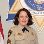 Sgt. Tammie Shea: Acadia Parish Sheriff's Office