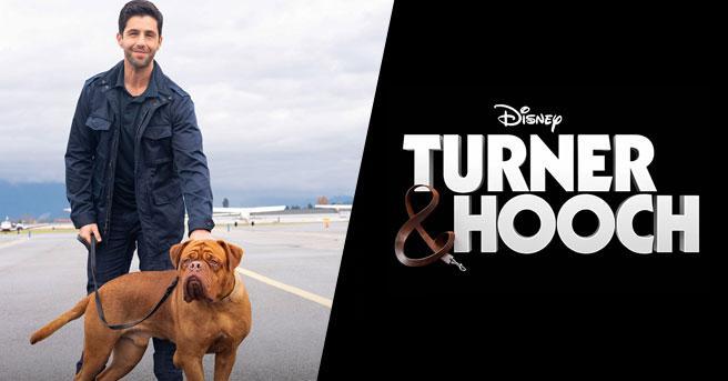 Disney Plus Teases 'Turner and Hooch'   Big 102.1 KYBG-FM