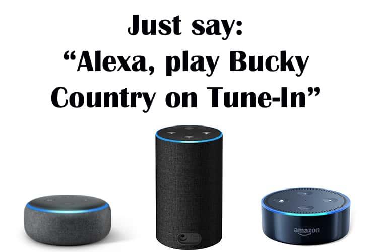 Listen with Alexa!