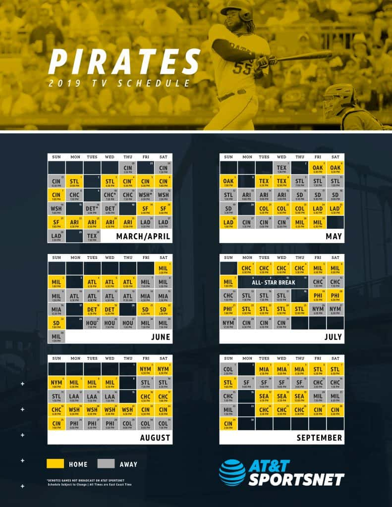 Nerdy image throughout pittsburgh pirates printable schedule