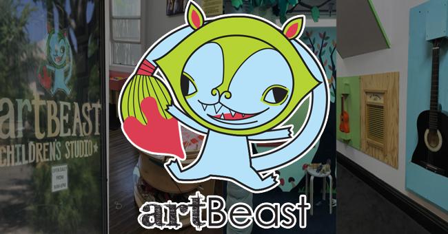 ART BEAST CHILDREN'S ART STUDIO