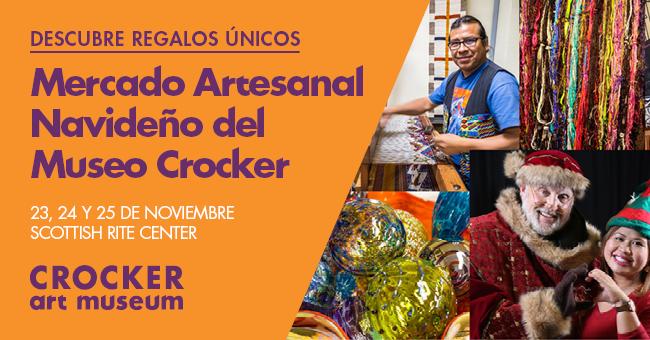 CROCKER ART MUSEUM NOVEMBER 2018