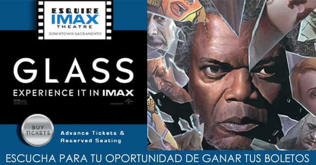 GLASS UNA EXPERIENCIA IMAX EN EL ESQUIRE IMAX THEATRE DEL DOWNTOWN SACRAMENTO