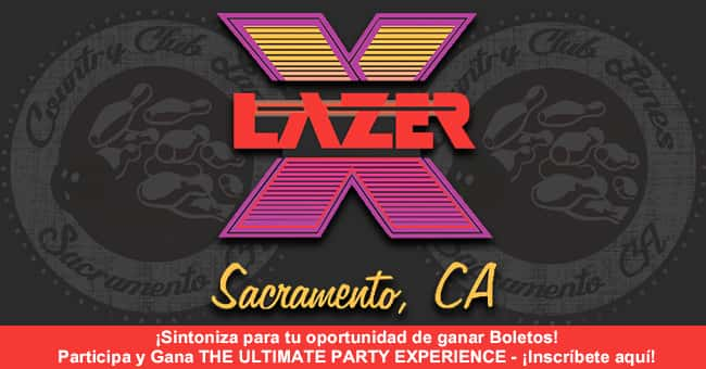 Lazer X Sacramento, CA