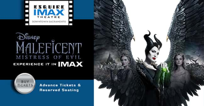 MALEFICIENT: MISTRESS OF EVIL UNA EXPERIENCIA IMAX
