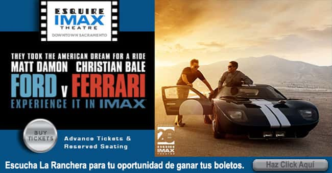 IMAX: FORD VS FERRARI