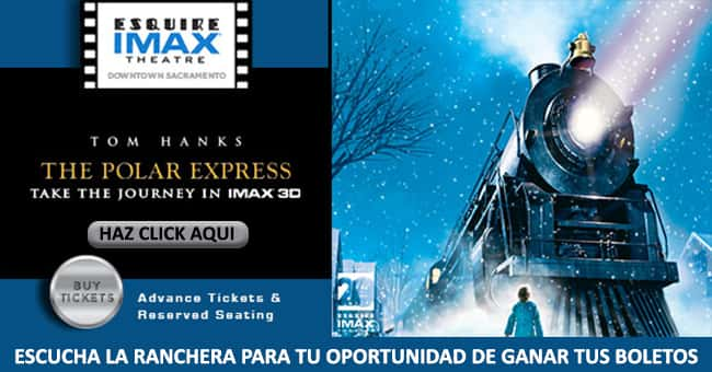 THE POLAR EXPRESS EN IMAX