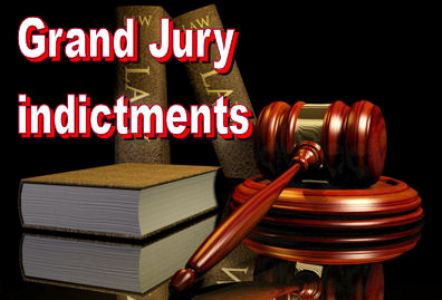 Logan County Grand Jury Indictments