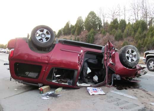 Two killed in WK Parkway rollover wreck near Caneyville