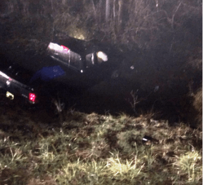 Man severely injured after running stop sign on Duff Road | K105