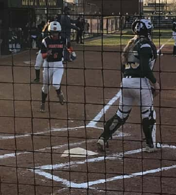 Greenwood pounds out 13 hits, downs Lady Cougars 9-2 in ...