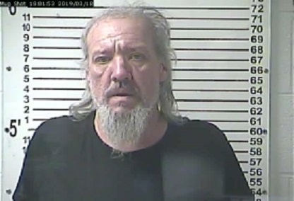 Hardin Co  man busted with bags of methamphetamine ready to