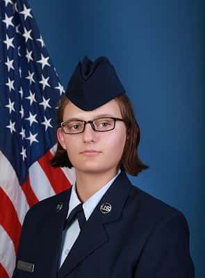Recent GCHS grad completes Air Force basic training   K105