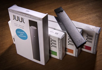 Federal government moves to ban flavors used in e-cigarettes
