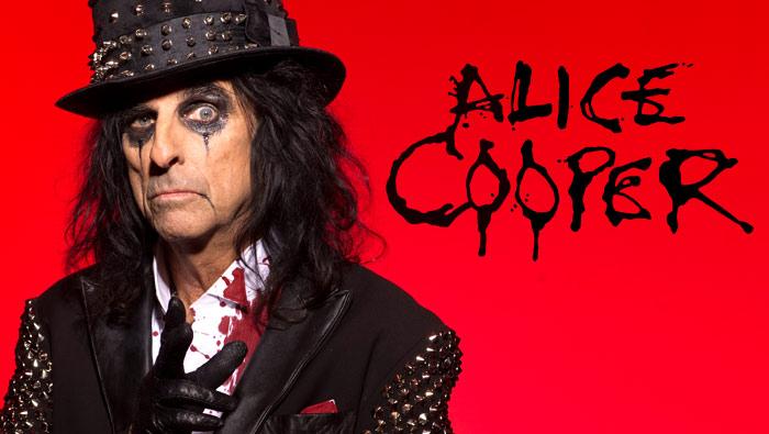 Nights With Alice Cooper Mon- Fri 7 to Midnight