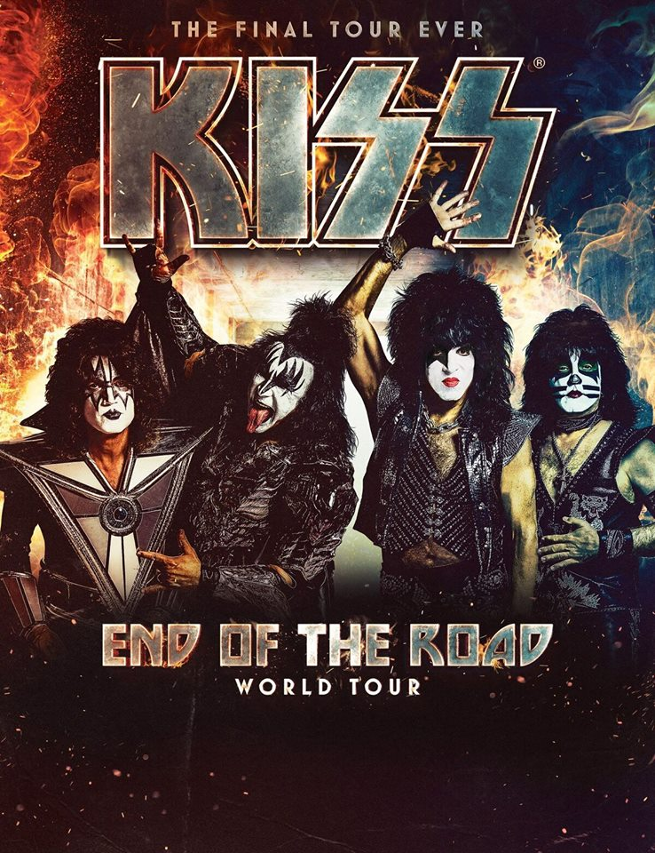 Listen for details to win KISS tickets or click on KISS pic for more info!