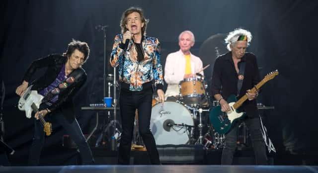 Win Rolling Stones tickets!