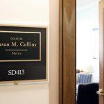 Senator Susan Collins Receives Receive Suspicious Letter In Ricin Scare