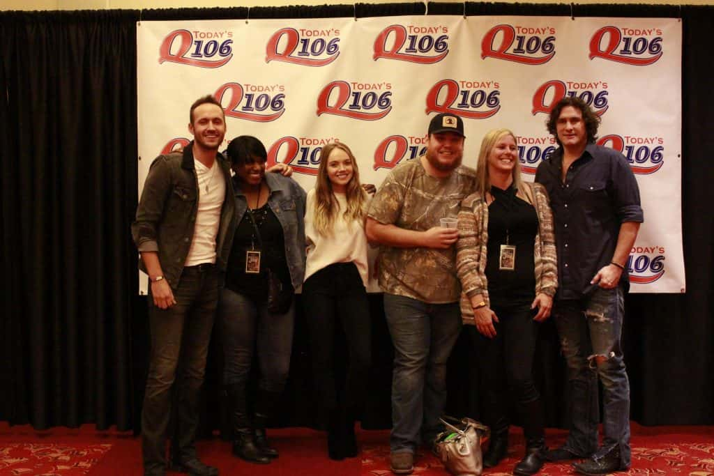 Today's Q106 Storytellers Jam 22 VIP Meet & Greet | Today's Q106