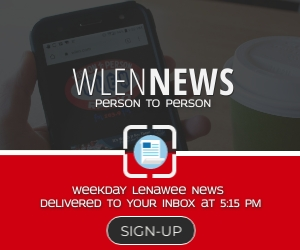 Sign-Up For WLEN E-mails