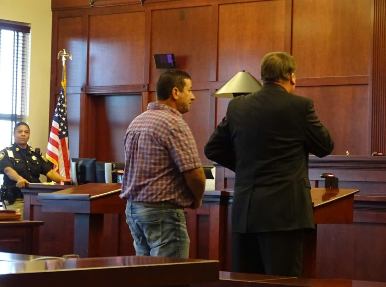 Former Trigg Magistrate Appears For Pretrial Conference