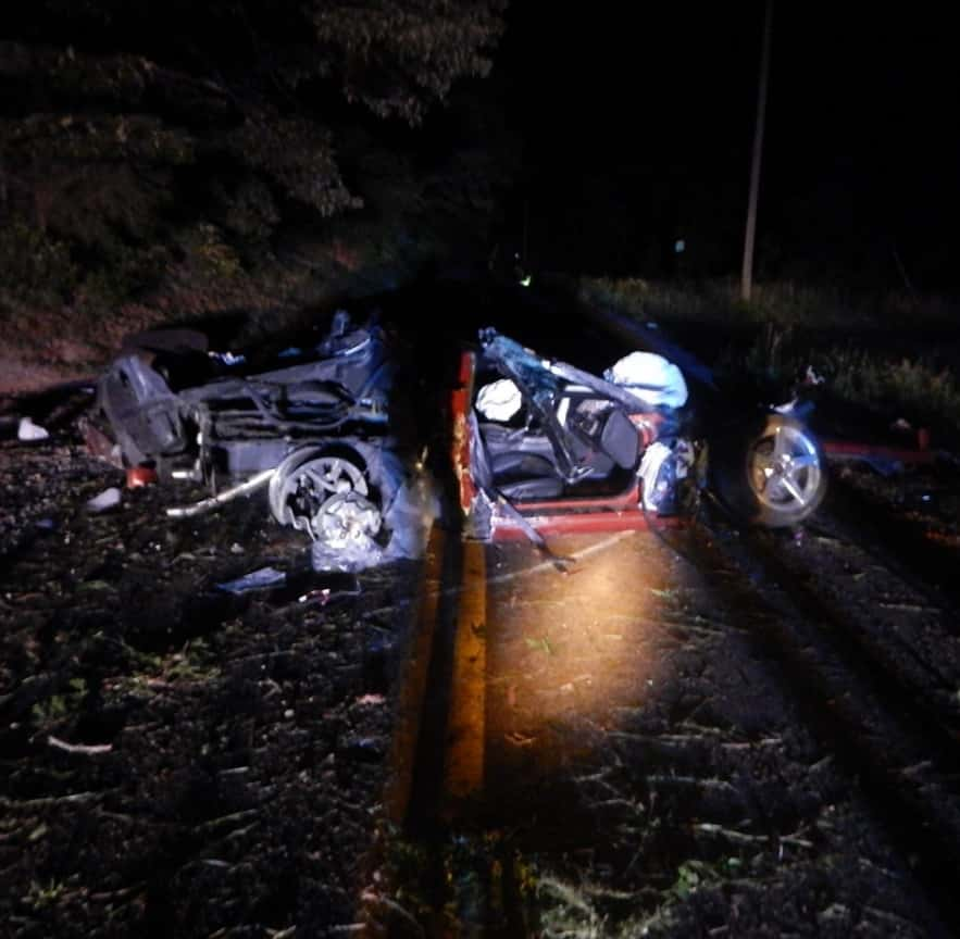 Cadiz Kentucky Weather: Police: Alcohol And Speed Factors In Calloway Injury Wreck