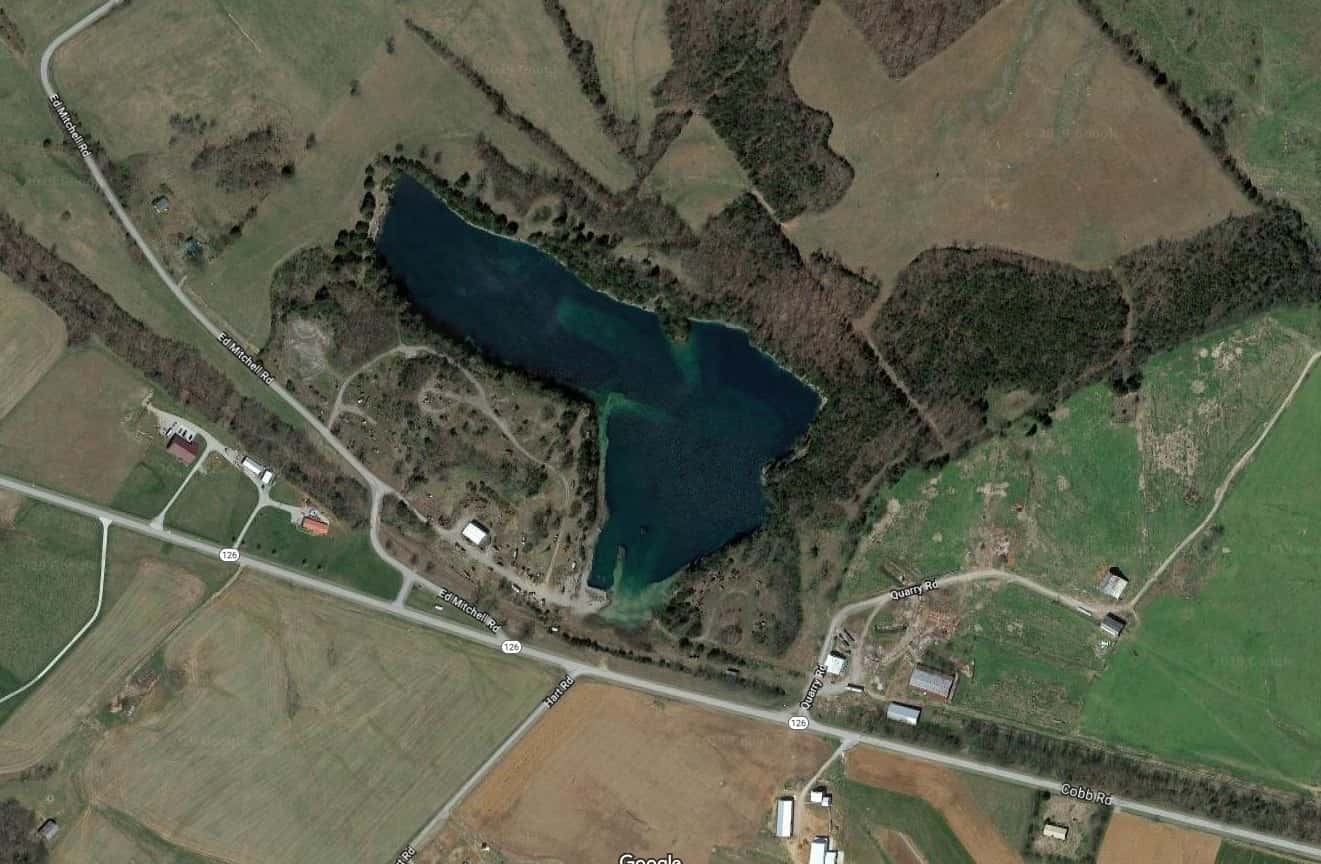 New Details Emerge in Cerulean Quarry Drowning | WPKY 103 3