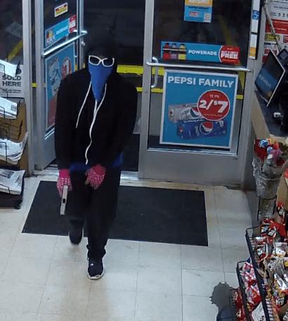 Princeton Circle K Armed Robbery Video   WKDZ Radio