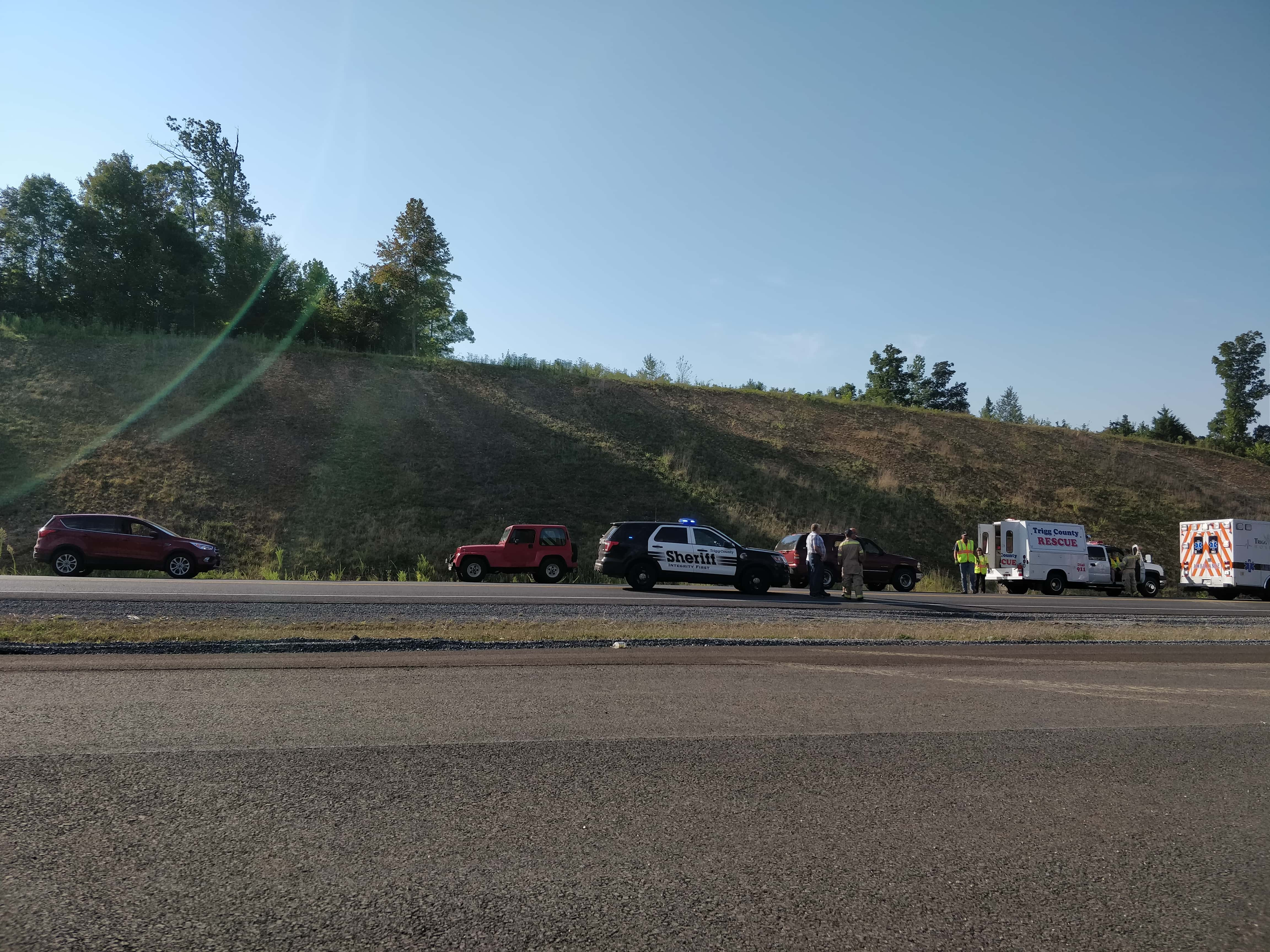 UPDATE – One Killed In Crash On US 68 In Trigg County | WKDZ