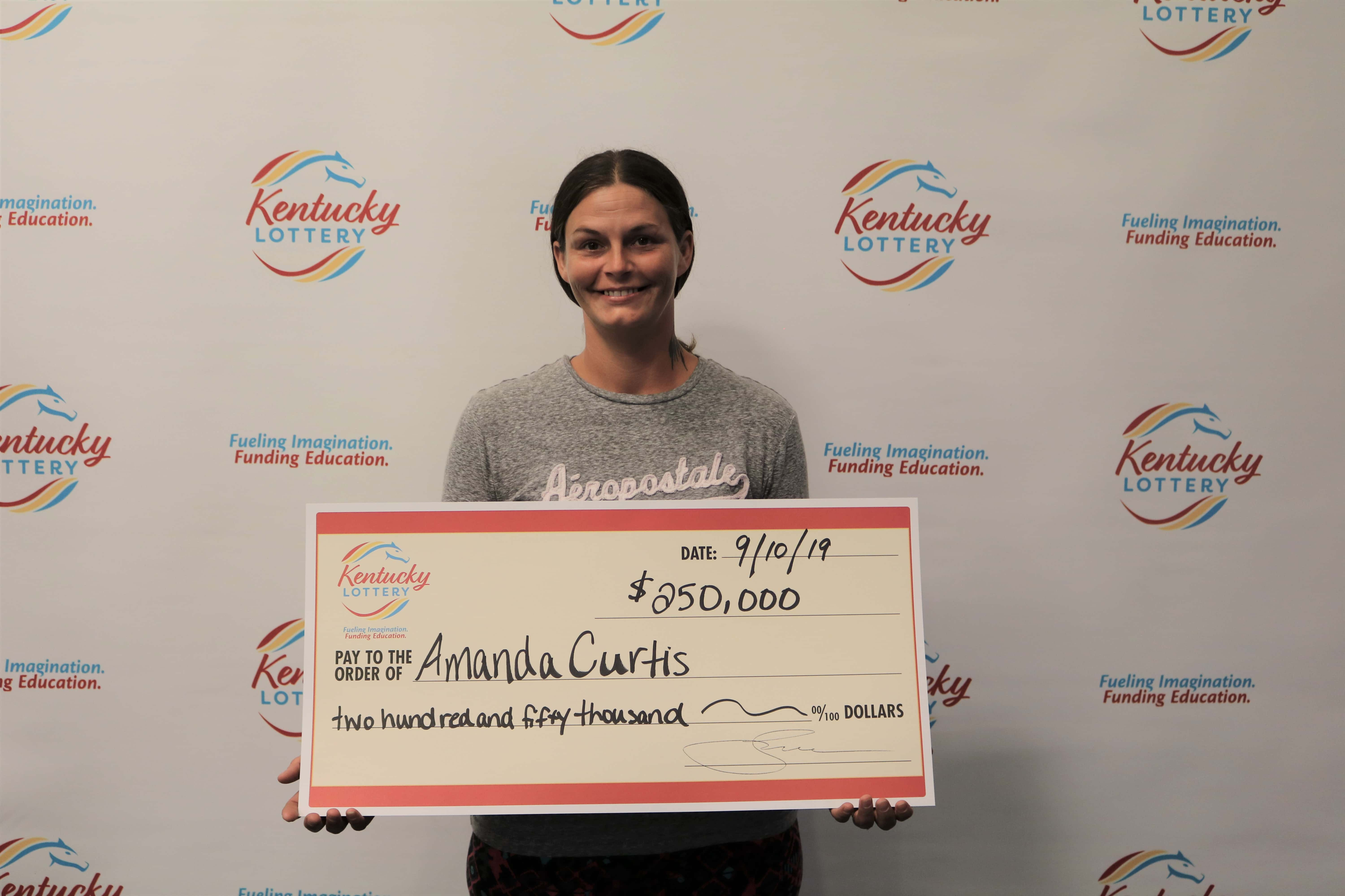 Nortonville Woman Wins $250,000 From KY Lottery Ticket | WHVO-FM
