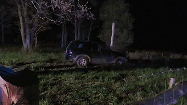Christian County Crash Sends Crofton Man To The Hospital