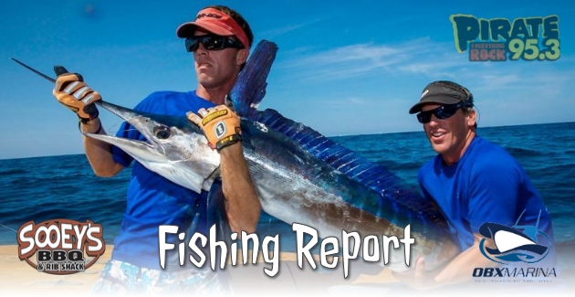 Outer Banks Fishing Report 6/25 | Pirate Radio 95 3
