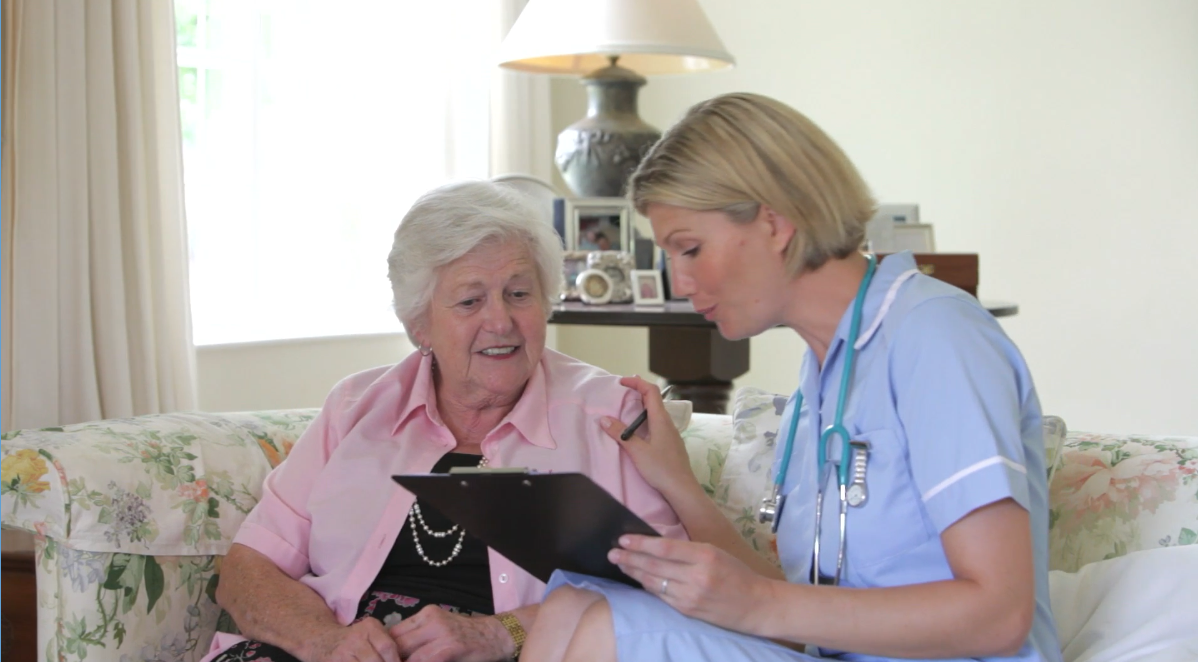 Recognizing Home Care Aides During National Home Health Care Month
