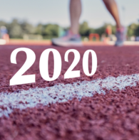 Track runner passing 2020 text