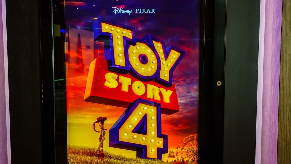 Keanu Reeves The Voice Of New Character In 'Toy Story 4