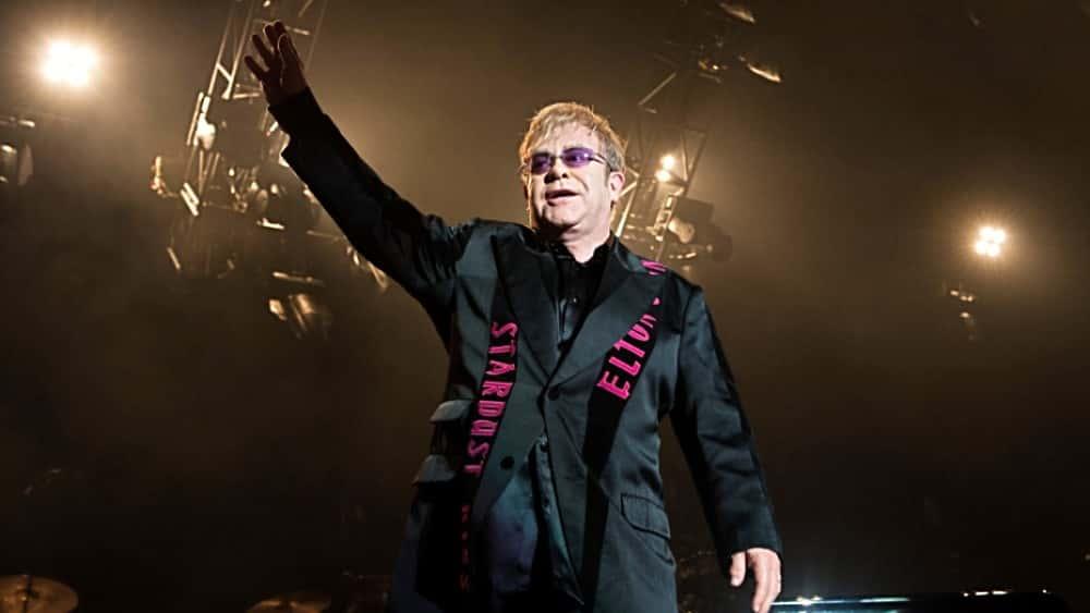 Elton John Joins George Clooney For Boycott Of Brunei-Owned