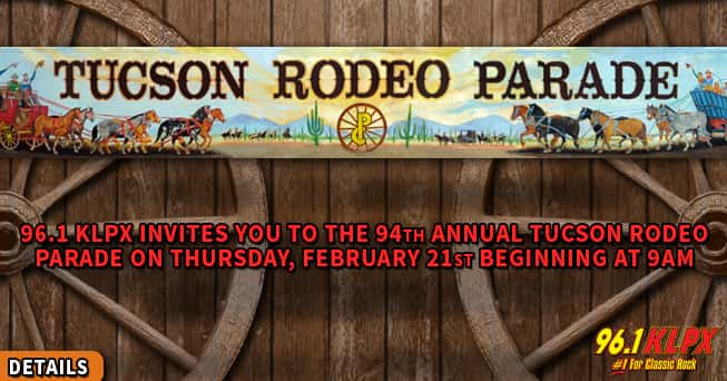 94th Annual Tucson Rodeo Parade
