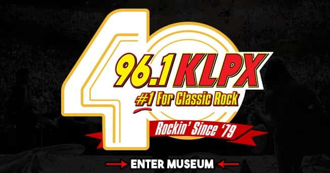 KLPX Museum | 96 1 KLPX