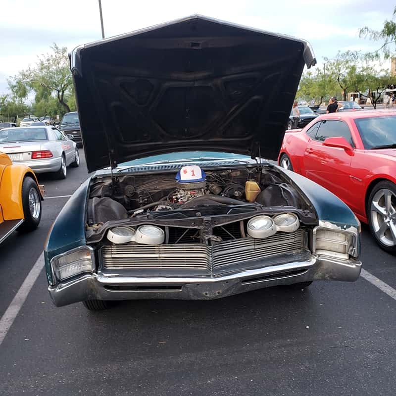cars and coffee tucson