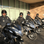 Marana PD Motor Unit: (Officers Rowe, Tenniswood, Copp, and Perryman) on the front lines day after day keeping the town of Marana safe.