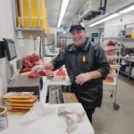 Brian E: This is my hero! Brian Evans meat manager at Bashas, my hero everyday!