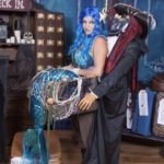 Kidnapped Mermaid: The best illusion costume I have ever made! Everyone thought he was real!