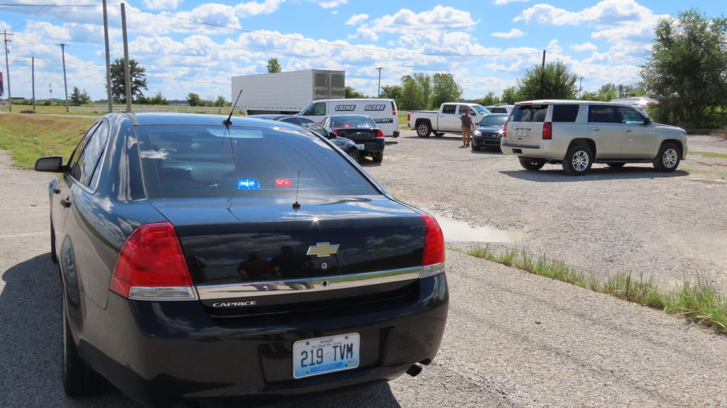 Man Charged With Theft-/Leaving Scene Of Crash | WHVO-FM