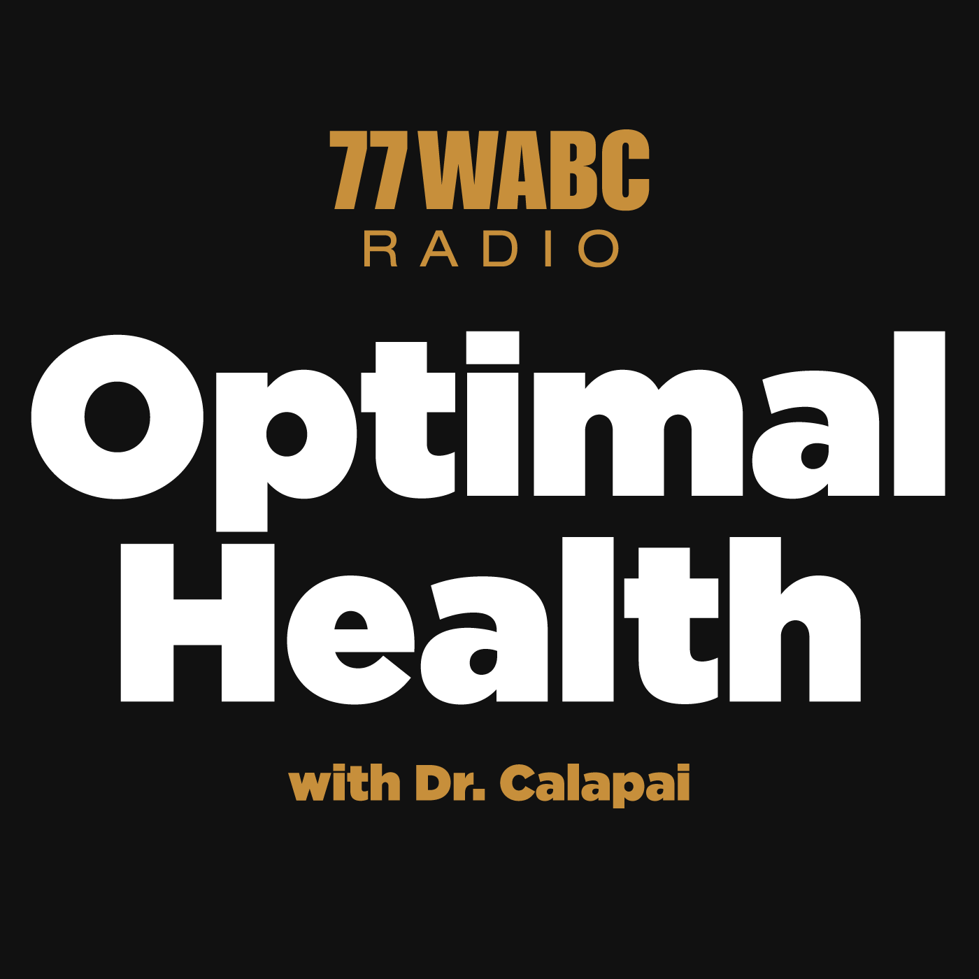 Optimal Health with Dr. Calapai