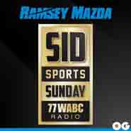 Sid Sports Sunday on 77 WABC