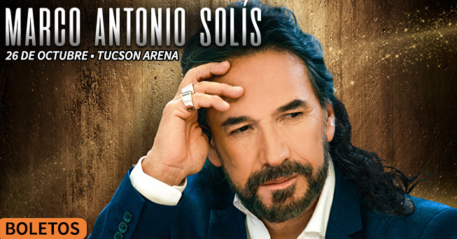 Marco Antonio Solís - buy tickets