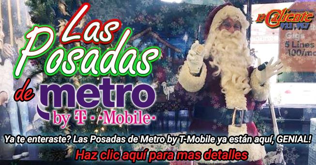Las Posadas de Metro by T-Mobile